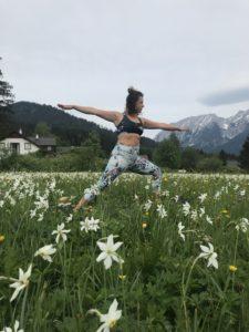 Yoga gibt Kraft, auch für den Alltag.
