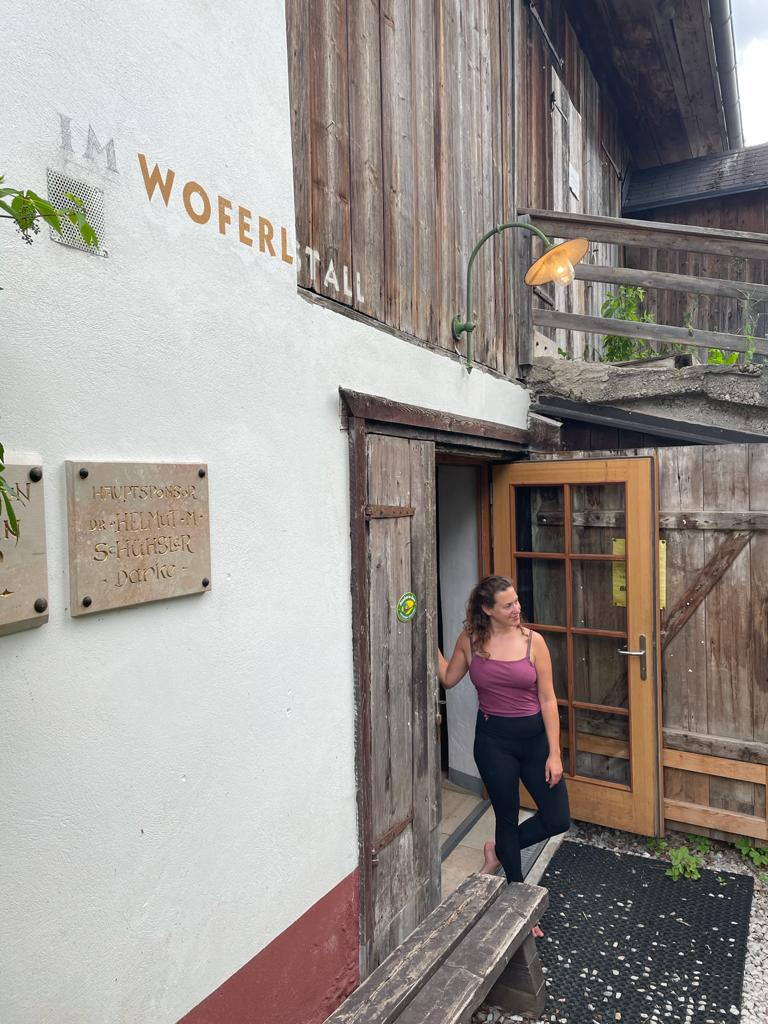 LIVIN YOGA Woferlstall Bad Mitterndorf Salzkammergut Ausseerland